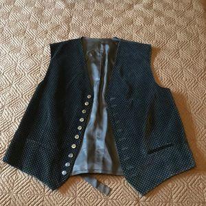 Other - Men's Velour Vest